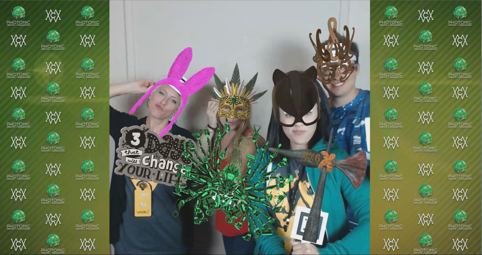 AR Video Booth – WMC Fest 6 – 2015